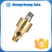 wholesale copper and brass fitting water supply rotary joint
