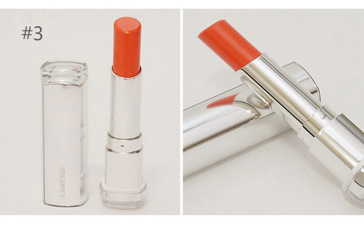 Make your own brand waterproof LED bright colored lipstick OEM