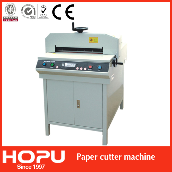 HOPU paper cutter for shapes perforated paper cutter