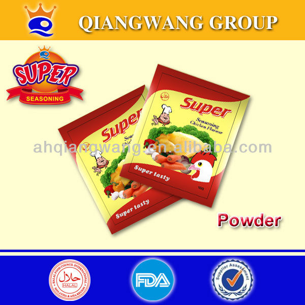 Mixed spice and seasoning chicken flavor seasoning powder