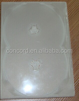 4 pcs dvd case box
