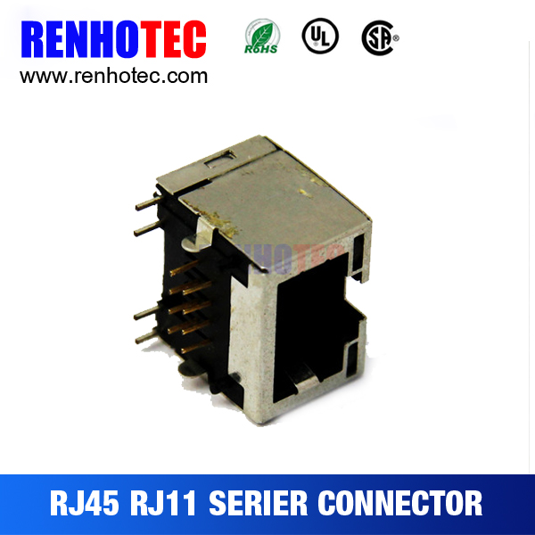 Dosin Hot good wall rj45 bulkhead connector