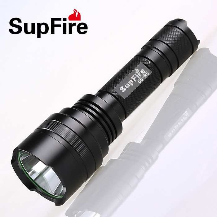 Hunting Led Strong light Torch C8
