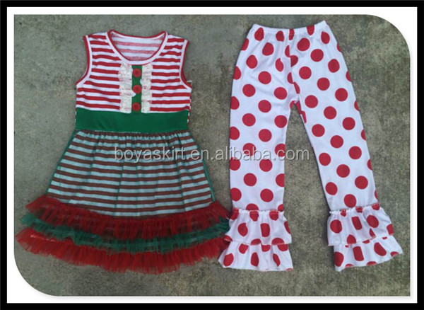 Fashion Apparel For Girls Western Girls Summer Outfit Fancy Kids Clothes Children Clothing Set