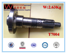 WhachineBrothers compressor gear drive shaft with high precision