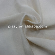 plain dye silk crepe fabric/silk crepe de chine