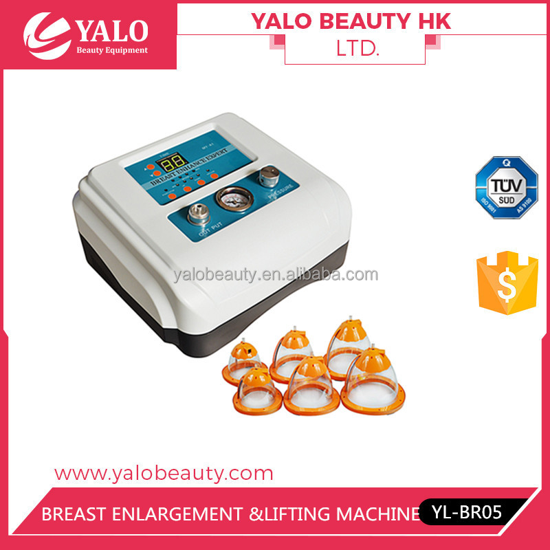 Hot Infrared Breast Care Beauty Machine for lady breast enlargement massager