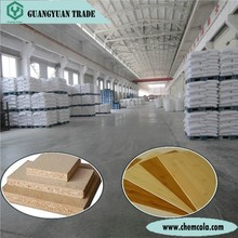 industrial use melamine 99% powder for woodworking/particle boards/MDF