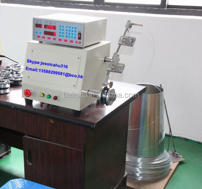 CE approved wire winding machine BE-TRT0510 Belton coil winder