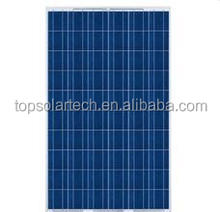 Lower Carbon Energy for 200W Polycrystalline Solar Panel Home Power System
