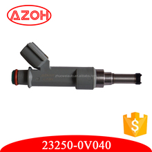 Best selling auto engine parts petrol injector nozzle 23250-0V040 for Toyota