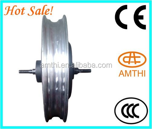 hub motor 500w, 1500w brushless hub motor for electric bicycle, 1000w electric motorcycle hub motor, AMTHI