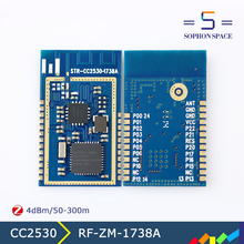 Robust and secure low power Zigbee pcb antenna RF-ZM-1738A low cost zigbee module
