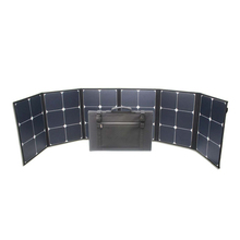 120W High Efficiency Semi Flexible Sunpower Solar Panel