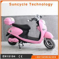 Suncycle OEM adult e scooter motorcycle 1000W electric moped from china factory