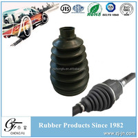 Customized Hot Sale TS16949 Good Sealing Automotive Flexible Rubber Bellows