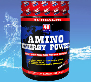 supplement sport nutrition amino acid powder