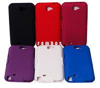 Colorful Belt Clip Stand Holder Holster Hard Back Cover Cell Phone Cases Accessories for Samsung galaxy Note 2 3 4