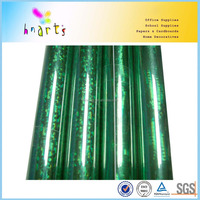 self adhesive holographic film for gift wrapping