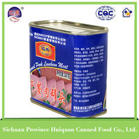 High quality canned meat/metal can for canned food