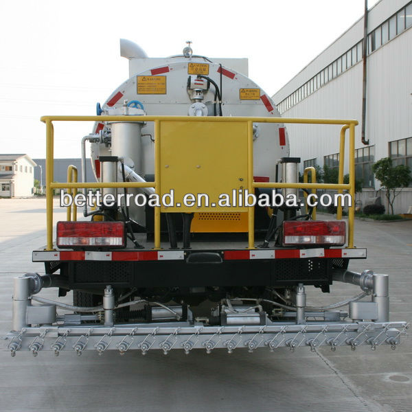 multi-function Bitumen Sprayer with emulsion asphalt