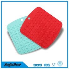 High Quality Discount Silicone Coaster Silicone Shelf Liner Drawer Table Mat