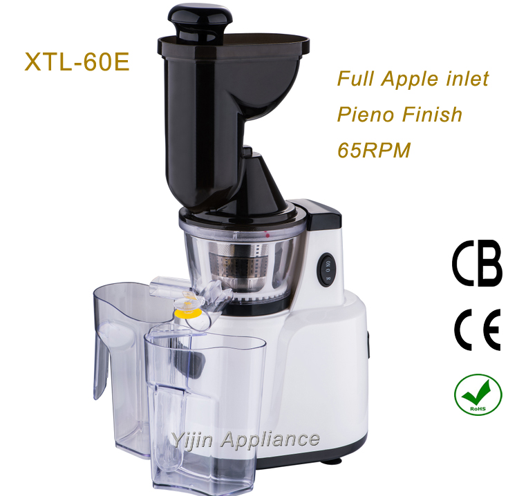 Most durable multifunction home slowjuicer, best juice extractor from Guangzhou manufacture