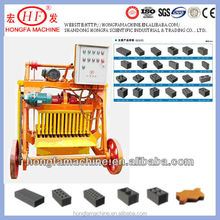 SMALL SCALE CONCRETE BLOCK MAKING AMCHINE,DIESEL ENGINE BLOCK AND BRICK MAKING MACHINE,CHEAP CONCRETE BLOCK MAKING MACHINE