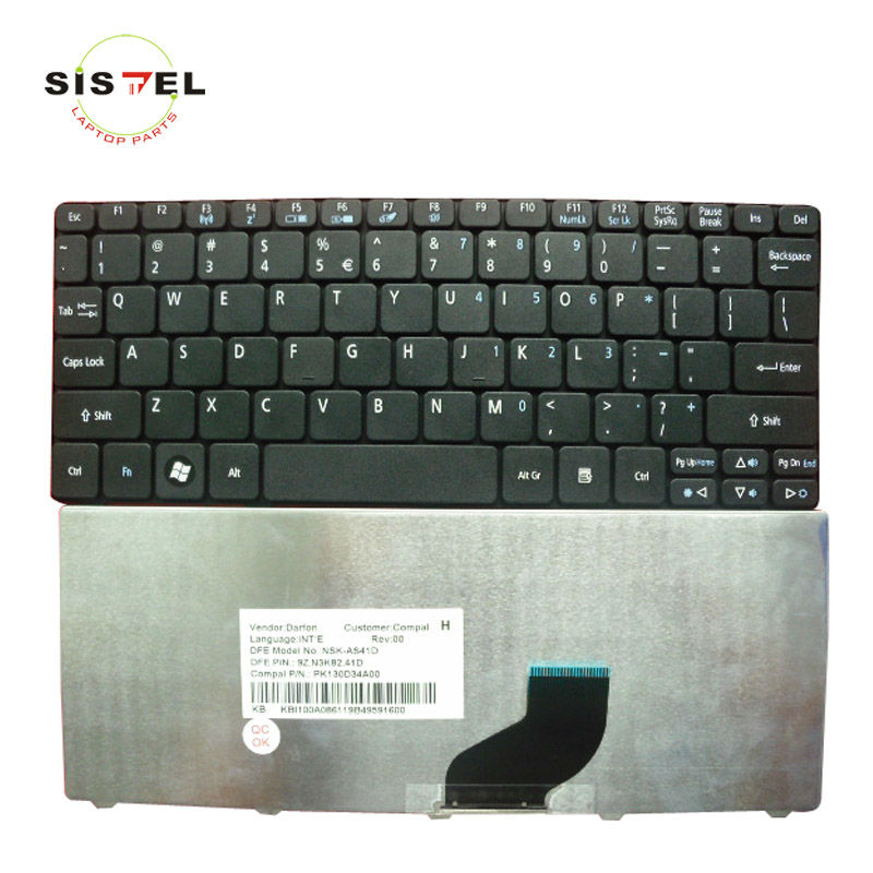 acer laptop keyboard layout For Acer One 532 US layuot