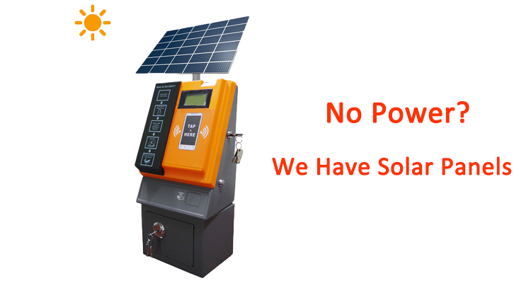 Solar Power Gpon Devices New Business Ideas Invest WiFi Router Vending Machine