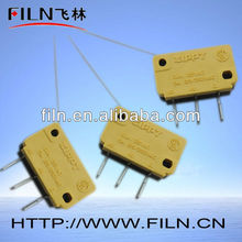FL8-01 yellow and black color zippy micro switch 5a 250vac