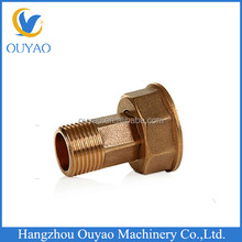 Made In China brass pipe fittings/gas meter connector
