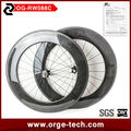 ORGE China Manufacturer 88 Clincher Road Bike Chinese Carbon Bicycle Wheels T700.