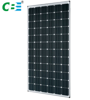 Residential high efficiency Mono module 310W 330w 360W solar panel
