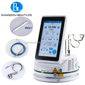 Professional New Price 980nm surgical Laser to treat ENT