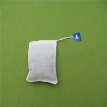 Top quality Sealing & Handle Empty Tea Bags