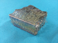 4N Bismuth metal ingot, Bismuth crystal by 99.99% Bismuth ingot