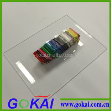 plexiglass sheet 1.5mm waterproofing flexible sheets clear acrylic sheet 3mm
