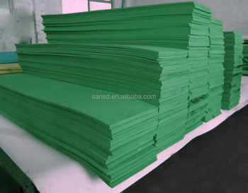 eco-friendly colorful clsoed cell eva foam sheet foam good quality mat
