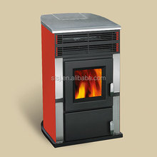 BP01 Wood Pellet Biomass Stove with Remote Control