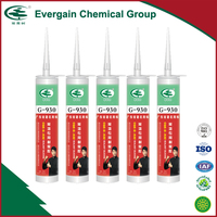 Evergain G-930 neutral silicone sealant for sealing curtain wall, aluminum board