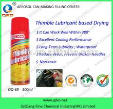 Injection Mold Ejector Pin Lubricant Spray