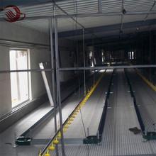 Poultry Breeder hen farm chain feeding system equipment
