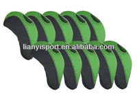2013 custom neoprene golf head iron cover