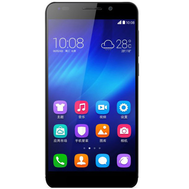 HUAWEI Honor 6 Smartphone 4G LTE Hisilicon Octa Core 5.0 Inch FHD Screen 3GB 16GB