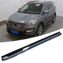 The latest factory wholesale running board hyundai santafe side step santa fe accessories