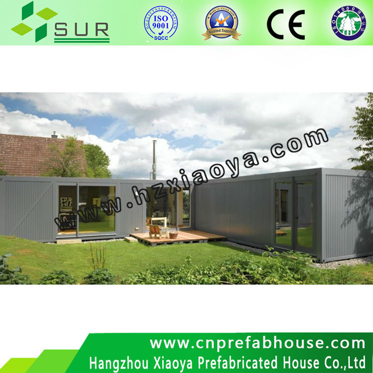 Prefabricated Emergency Building for Disaster Condition
