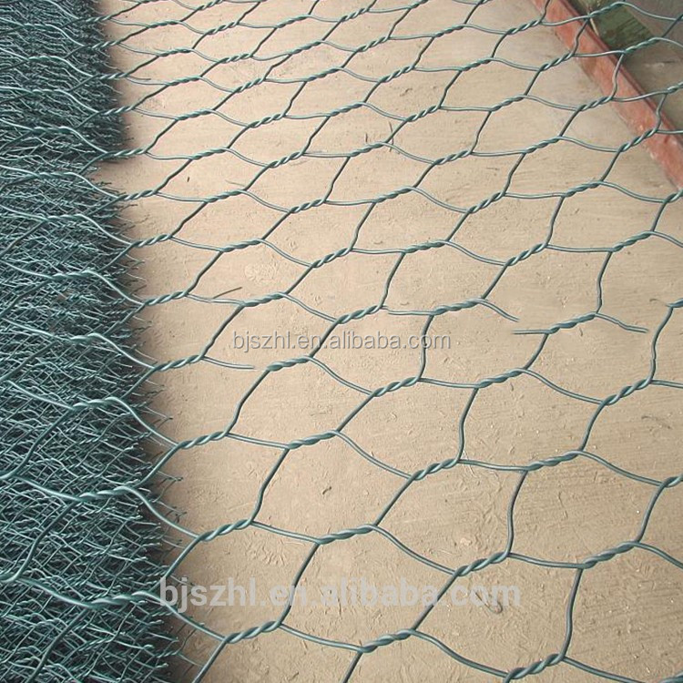 Anping Factory Hot Sale PVC Coated / Galvanized Chain Link Fence Post Diameter