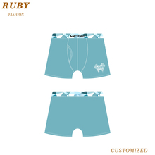 High quality 95 cotton 5 spandex men boxers and underwear