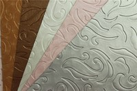 Artificial pvc leather for shoes lining genuine leather soft